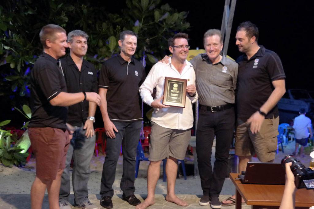 idckohtao.com-padi-cdtc-prep-crystal-dive-awards-2017-with-matt-bolton-on-kohtao-island