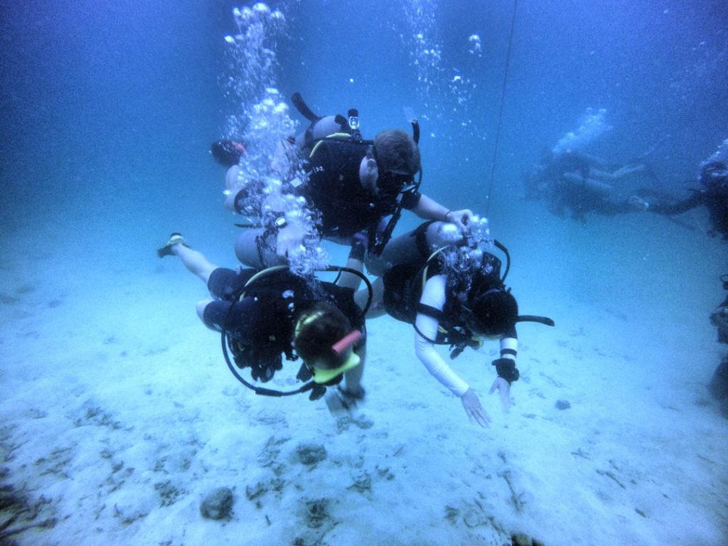 idckohtao.com-padi-underwater-navigation-instructor-specialty-courses-kohtao-island