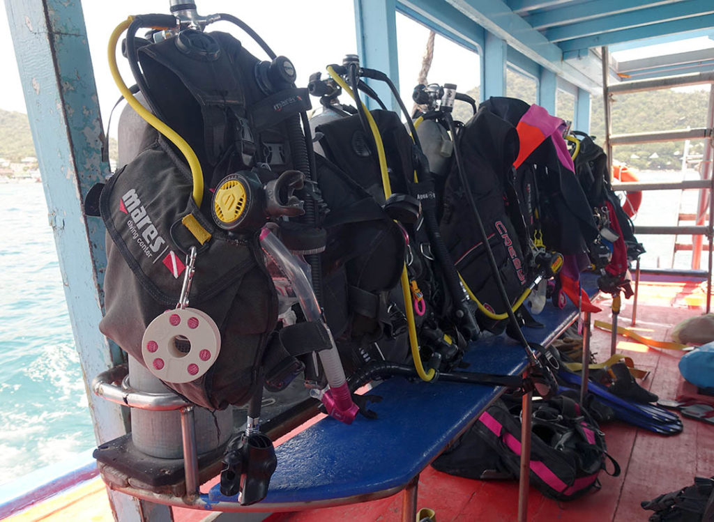 idckohtao.com-padi-equipment-specialist-instructor-specialty-courses