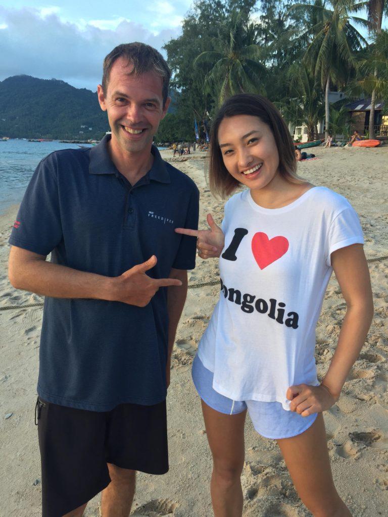 crystaldive.com new padi dive instructor koh tao