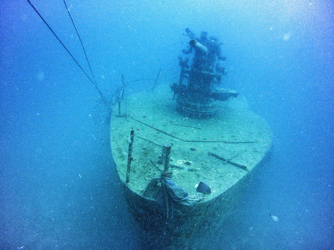 idckohtao.com-wreck-instructor-specialty-diving-padi-msdt-course-sattakut