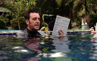 PADI COURSE DIRECTOR MATT BOLTON