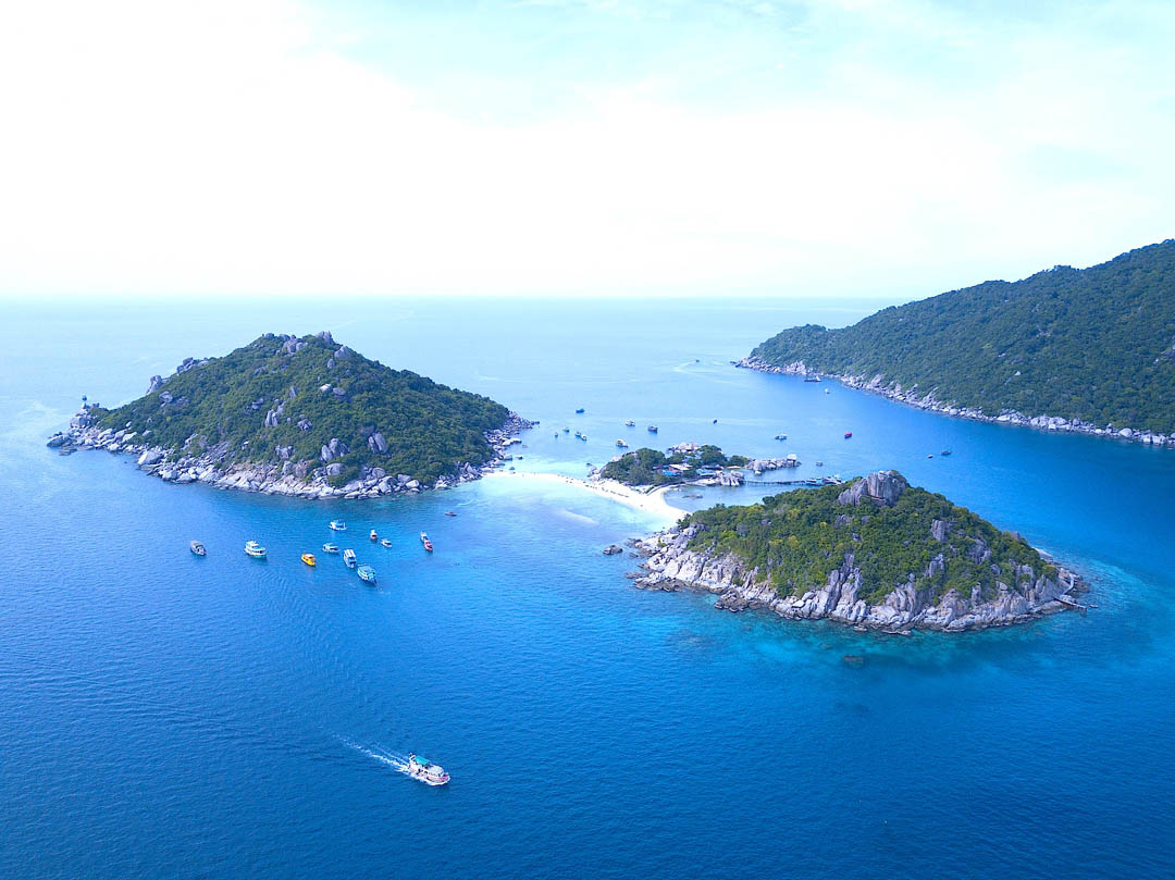 WHY CHOOSE KOH TAO
