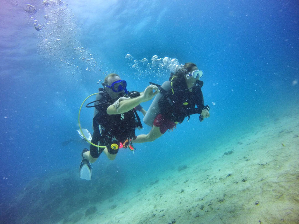 idckohtao.com-padi-underwater-navigation-instructor-specialty-courses-crystal-dive