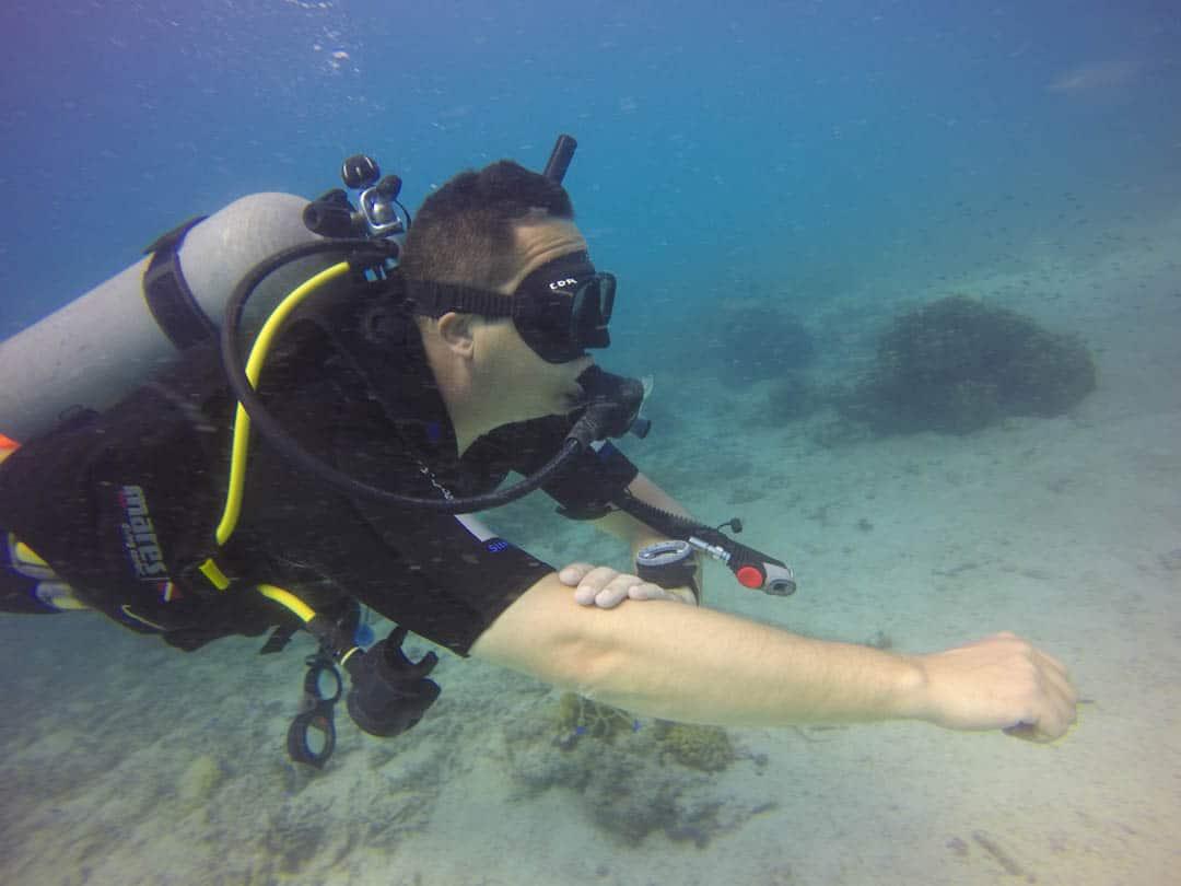 idckohtao.com-padi-underwater-navigation-instructor-specialty