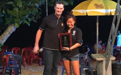 PADI Women's Day 2018 Platinum PADI Course Director Suki Hung