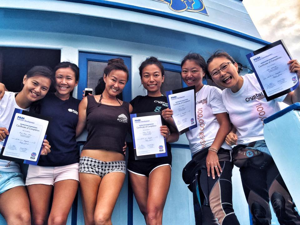 idckohtao.com padi china awards thailand