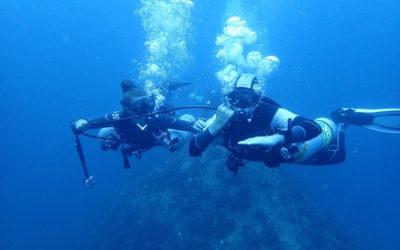 Sidemount Diver Training as a PADI Instructor