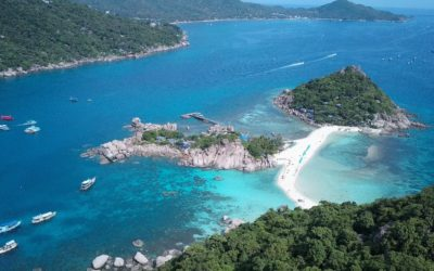 Why Choose Koh Tao for a PADI Dive Instructor course