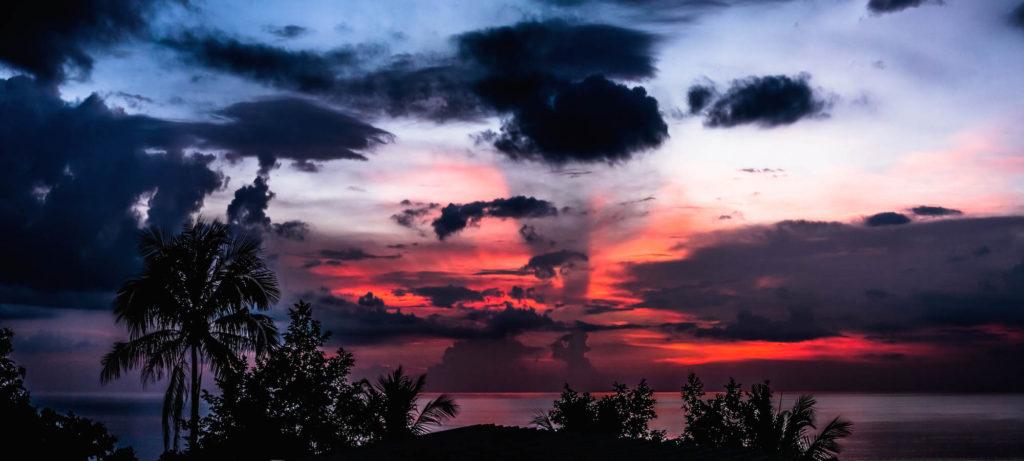 idckohtao.com thailand sunset koh tao